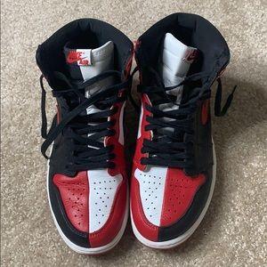 NIKE  Air Jordan 1 Retro High OG Size 11 Men's